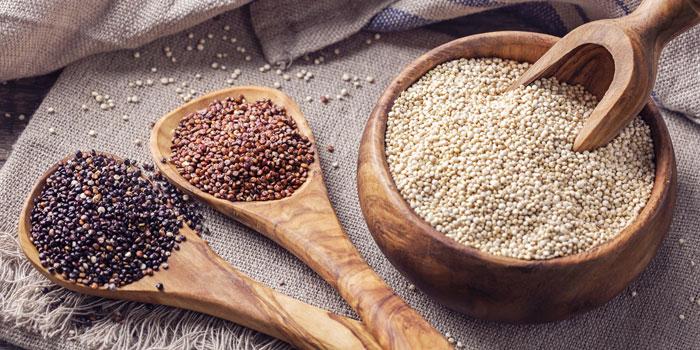 Biologische Quinoa Zaden