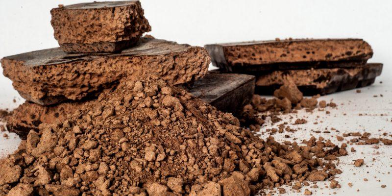 Biologische Cacao pasta